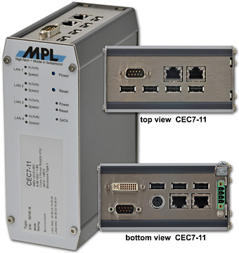 Ultra Compact Embedded Computer (CEC7)