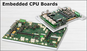Embedded CPU Boards