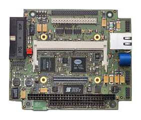 Industrial SBC with 5x86 CPU (MIP520)
