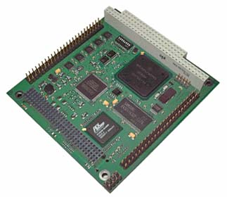 PC/104-Plus PowerPC controlled Analog and Timing I/O (PATI)