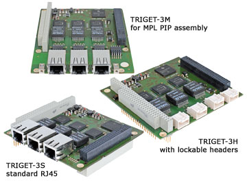 Rugged Gigabit Ethernet Controller (TRIGET)
