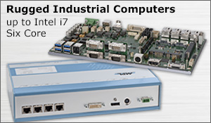 Rugged Industrial Computer