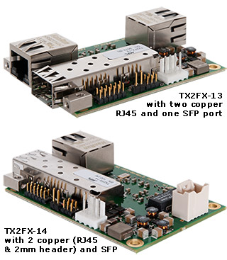 Ethernet Media Converter Tx2fx