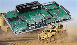 [Rugged Server for Military Environment]