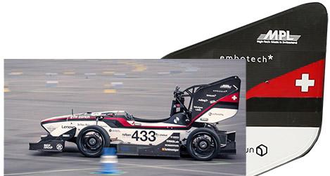 driverless racing car