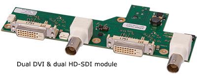 HD-SDI module