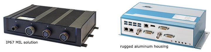 PIP40 Family with HD-SDI module